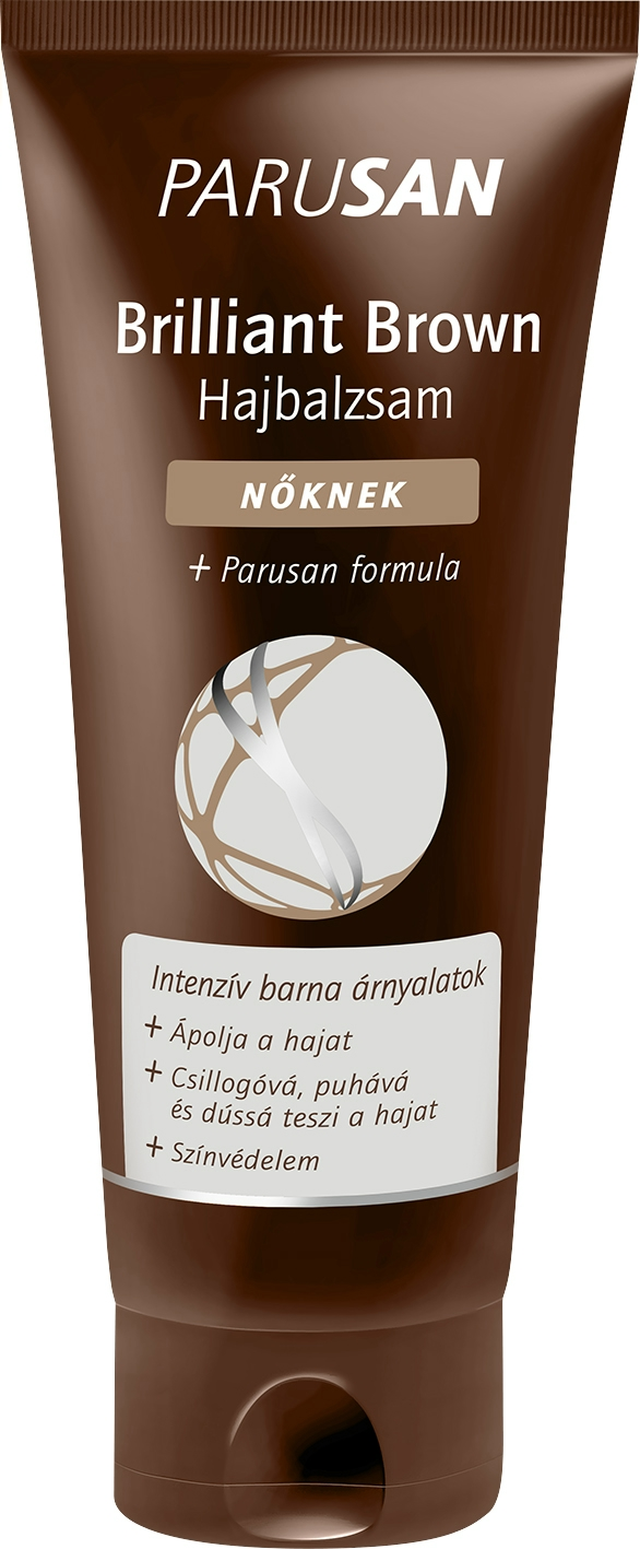 Parusan Brilliant Brown Hajbalzsam 150 ml
